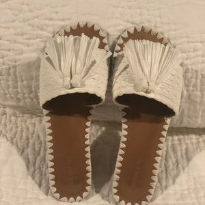 Gianni Bini Shoes - Gianni Bini white Sandals